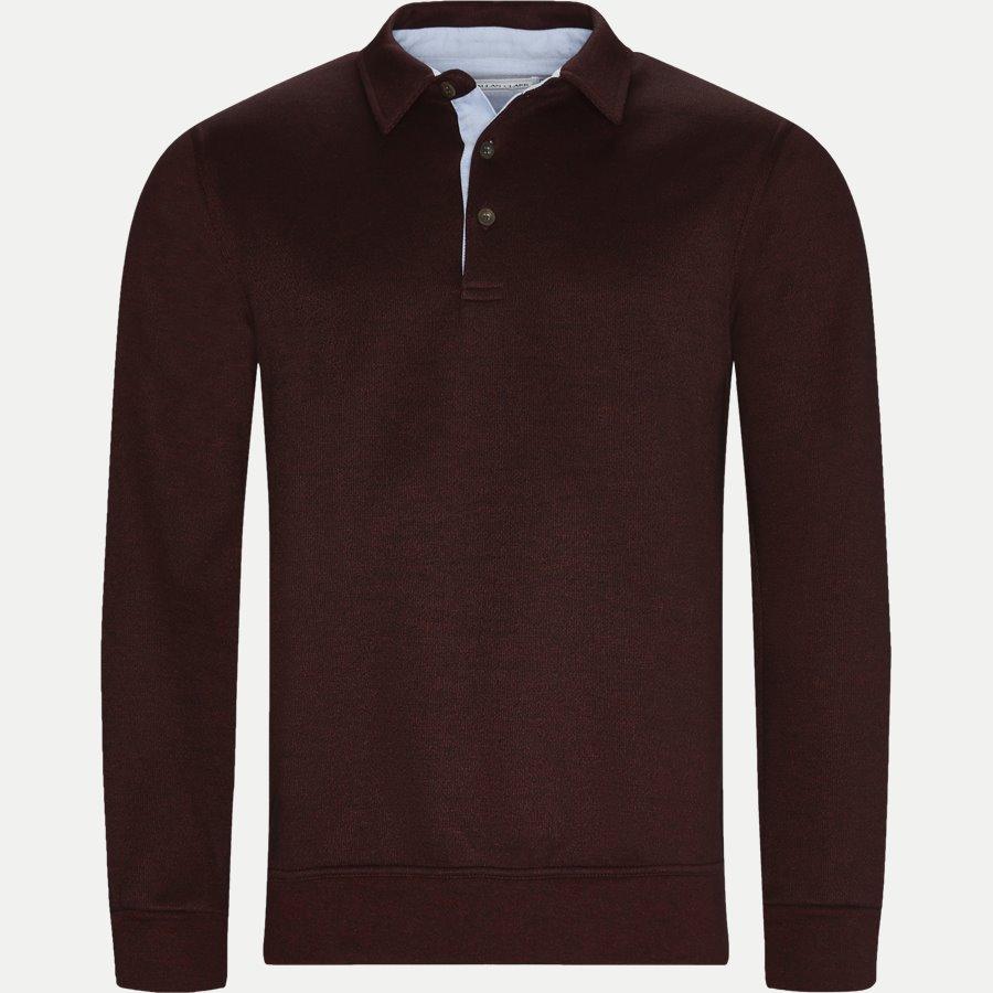 SEVILLA - Sevilla Sweatshirt - Sweatshirts - Regular - BORDEAUX MEL - 1